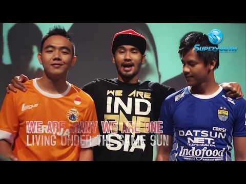 Lagu untuk HARINGGA SIRLA t3w4s diK3r0y0k BOBOTOH  VIKING Di Stadion GBLA Bandung