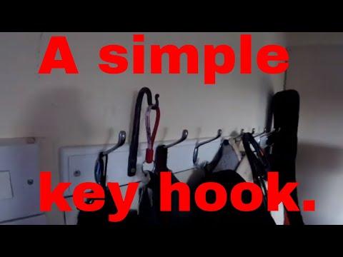 Simple key hook.