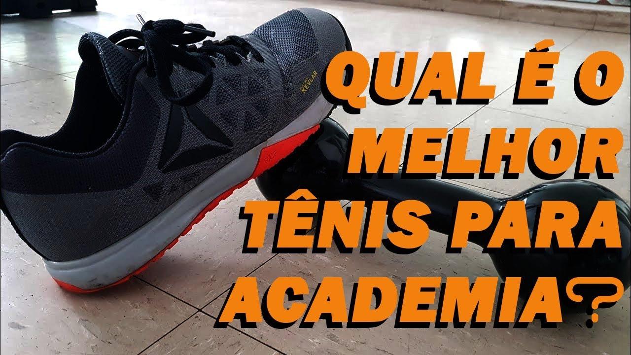 e387335a1 Qual é o melhor tênis para academia? - YouTube