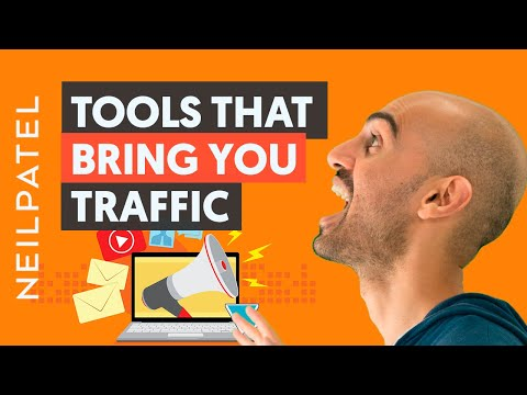 7 Marketing Tools That'll Instantly Boost Your Traffic | Neil Patel thumbnail