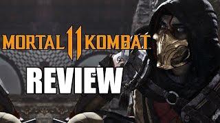 Mortal Kombat 11 Review - The Final Verdict (Video Game Video Review)