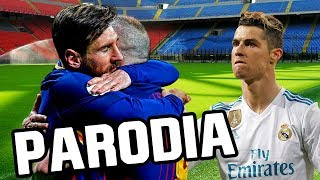Video Canción Barcelona vs Real Madrid 2-2 (Parodia Te Bote Remix - Bad Bunny, Ozuna, Nicky Jam, Darell) download MP3, 3GP, MP4, WEBM, AVI, FLV Juli 2018