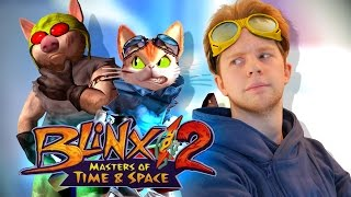 Blinx 2: Masters of Time and Space - Nitro Rad