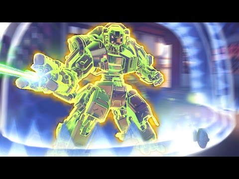 938 HOURS OF ORISA SHIELD.. | Overwatch Best and Funny Moments - Ep.14