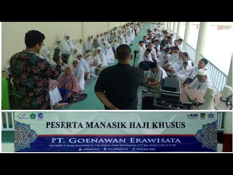 manasik-jemaah-haji-khusus-pt.goenawan-erawisata-malika-group-tangerang-29-juni-2019