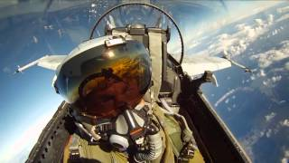 EX RIMPAC -  CF-18 training