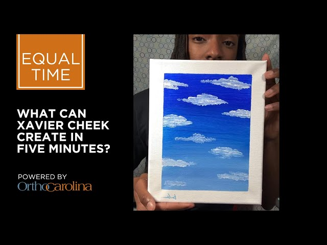 Equal Time: Nothing But Blue Skies with Xavier Cheek