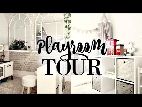KIDS PLAYROOM TOUR!