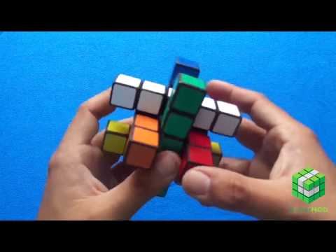 Review #009   Rubik's Cube   Column Cube 3x3x3