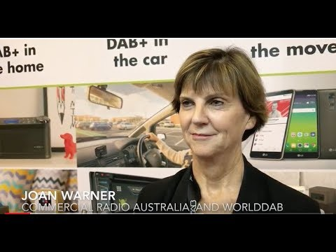 Joan Warner at ABU DBS 2018