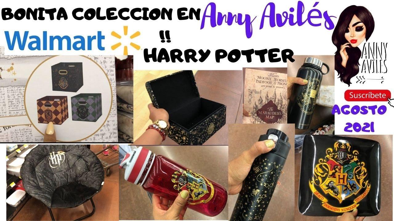 Walmart Harry Potter organización novedades hogar