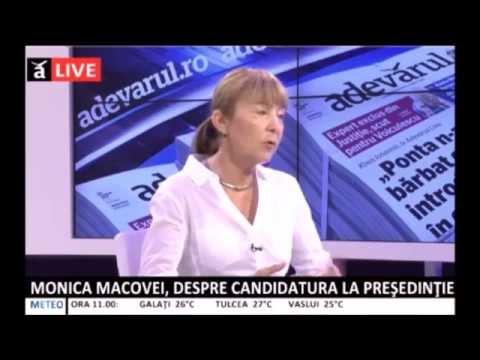 Monica Macovei: Sunt