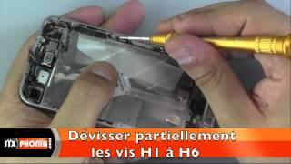 Remplacement écran LCD vitre tactile iPhone 4 Manosque