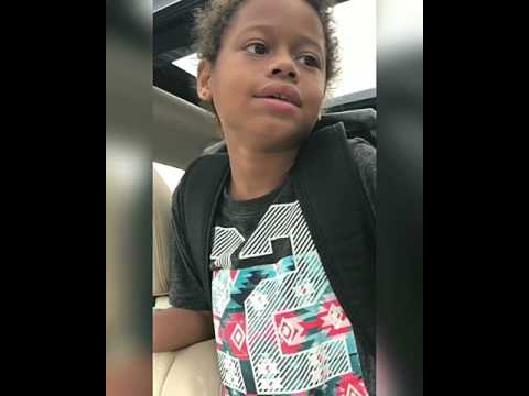 Mom pranks kid into thinking it's his first day of school!