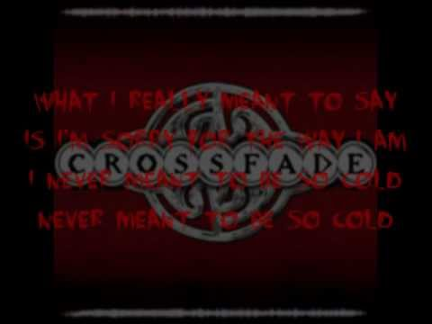 Crossfade  Cold Acoustic HD + Lyrics