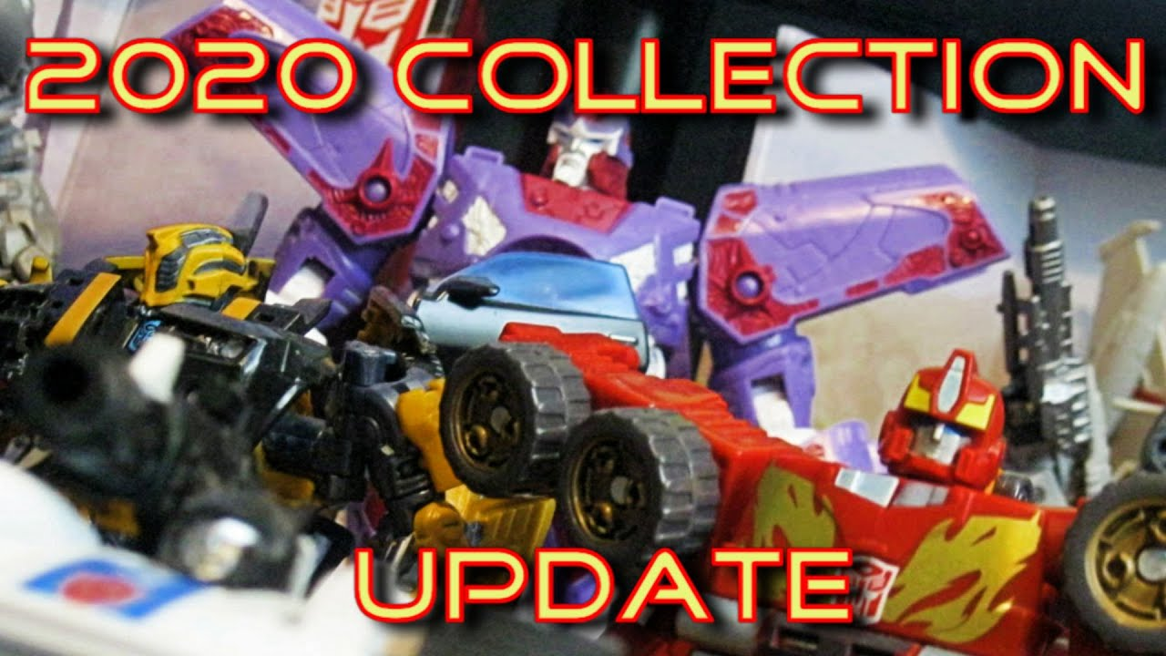Download My Transformers (& LEGO) Collection - 2020 Edition!