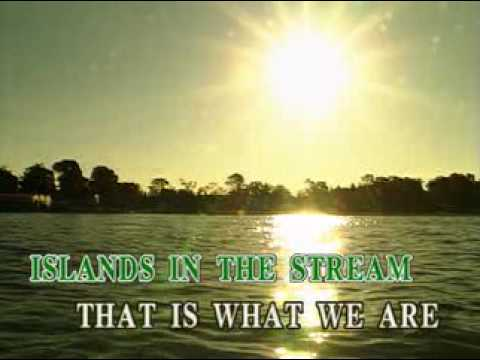 Islands In The Stream - Kenny Rogers & Dolly Parton - YouTube