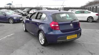 BMW 1 Series 5-door Sportshatch (E87) 116d M Sport 5-door N47 2.0 (ZA69) U11882