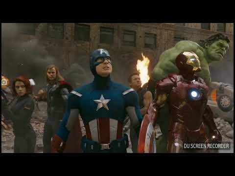 Iron man landing scenes (2008 - 2016) Robert Downey Jr.movie