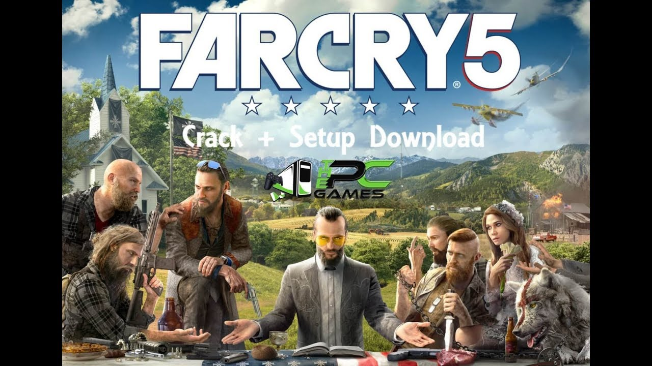 far cry 5 game crack download