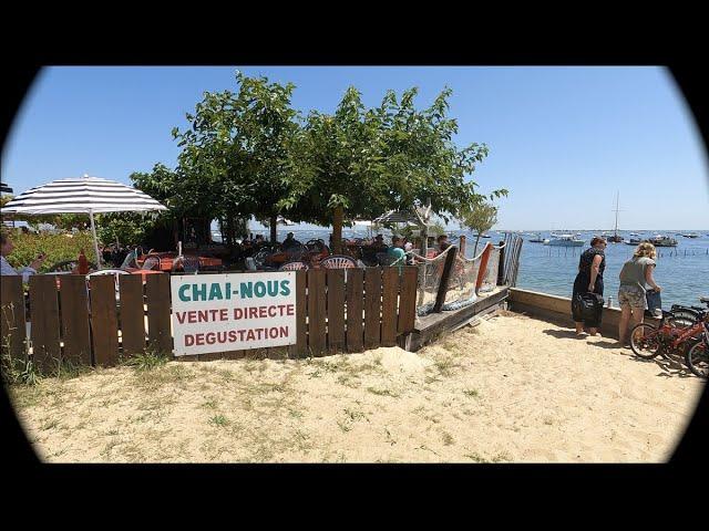 La Cabane du CHAI-NOUS Grand Piquey, Cap Ferret une sélection GOCAPFERRET