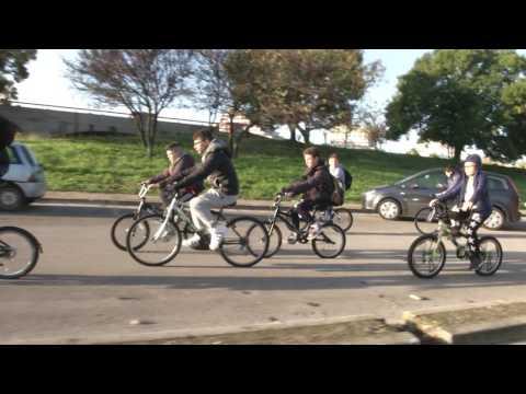 Spot Bike to School - Laboratorio Videoproduzione 2015-2016
