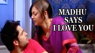 Madhubala Says I LOVE YOU to RK in Madhubala Ek Ishq Ek Junoon 13th November 2012