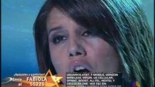 Fabiola - Por ti Volare (Final) DDE 3