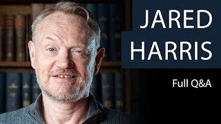 Jared Harris | Full Q&A at The Oxford Union