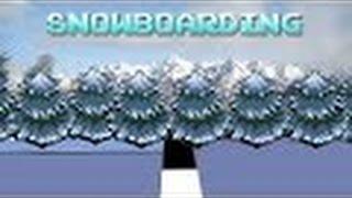 Snowboarding (VOTE IN DESCRIPTION)