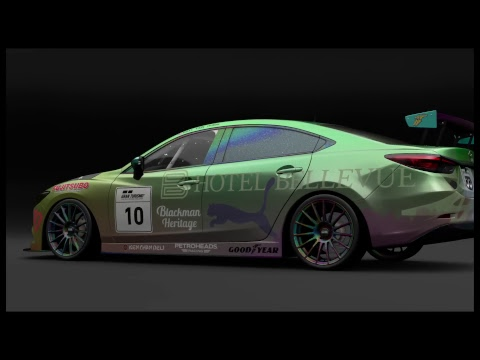 GT Sport: Clean, Competitive Racing:FiA Series: *10 (St. Patrick's Day) practice