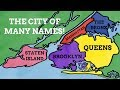 How Did The Boroughs Of New York Get The