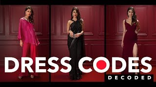 How To Dress Up For Different Situations  Business Formal, Cocktail, Black Tie &amp more!