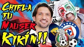 El Kikín Fonseca & Escorpión Dorado dios supremo mundialista fase 4 al volante