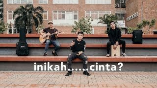 Download Lagu ME - Inikah Cinta (eclat acoustic cover) mp3