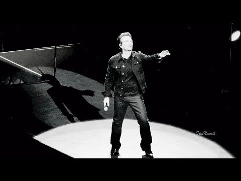 """U2 """"In God's Country"""" (Live, 4K, HQ Audio) / Soldier Field, Chicago / June 4th, 2017"""
