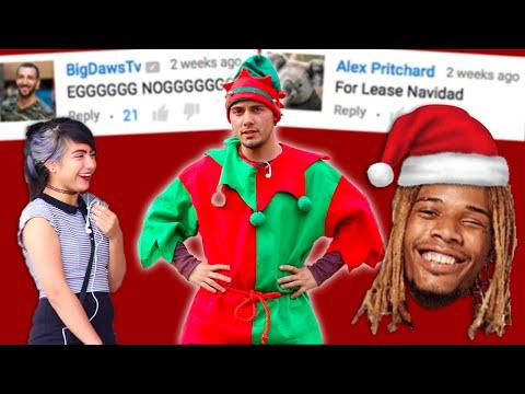 """FETTY WAP - """"679"""" (Christmas Parody)"""