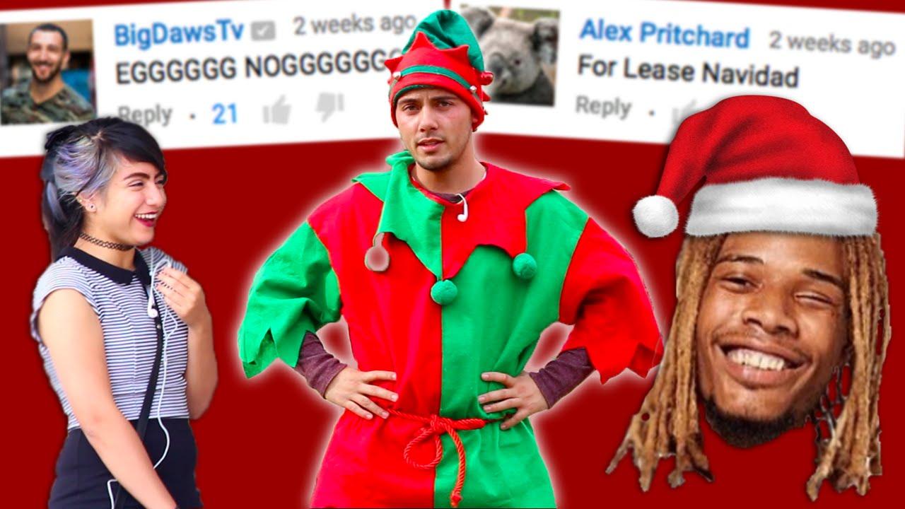 Christmas Parody.Fetty Wap 679 Christmas Parody