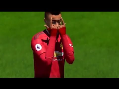 Jesse Lingard New Celebration | FIFA 19