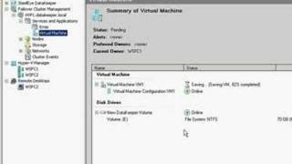 Hyper-V Disaster Recovery using SteelEye DataKeeper Cluster Edition