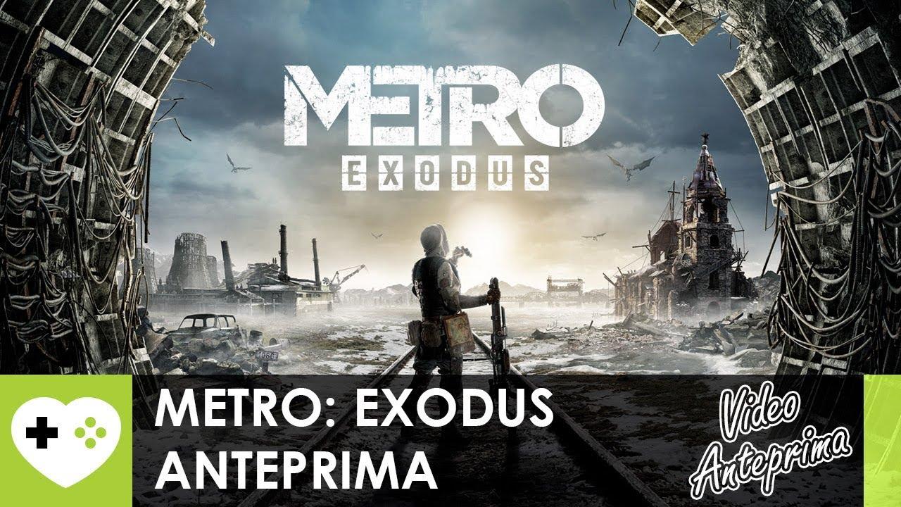 Metro: Exodus - Riuscirà a stupire? | Video Anteprima