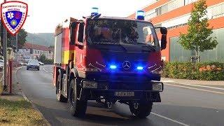 🚨 [UNIMOG] TLF 2000 Feuerwehr Jena-Isserstedt