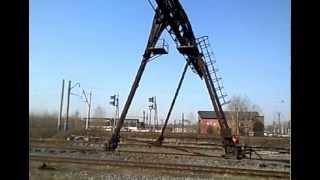 Кран упал(ВЧД-8 Рулит!!!, 2012-11-20T15:37:32.000Z)