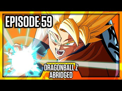 DragonBall Z Abridged: Episode 59 - #CellGames | TeamFourSta