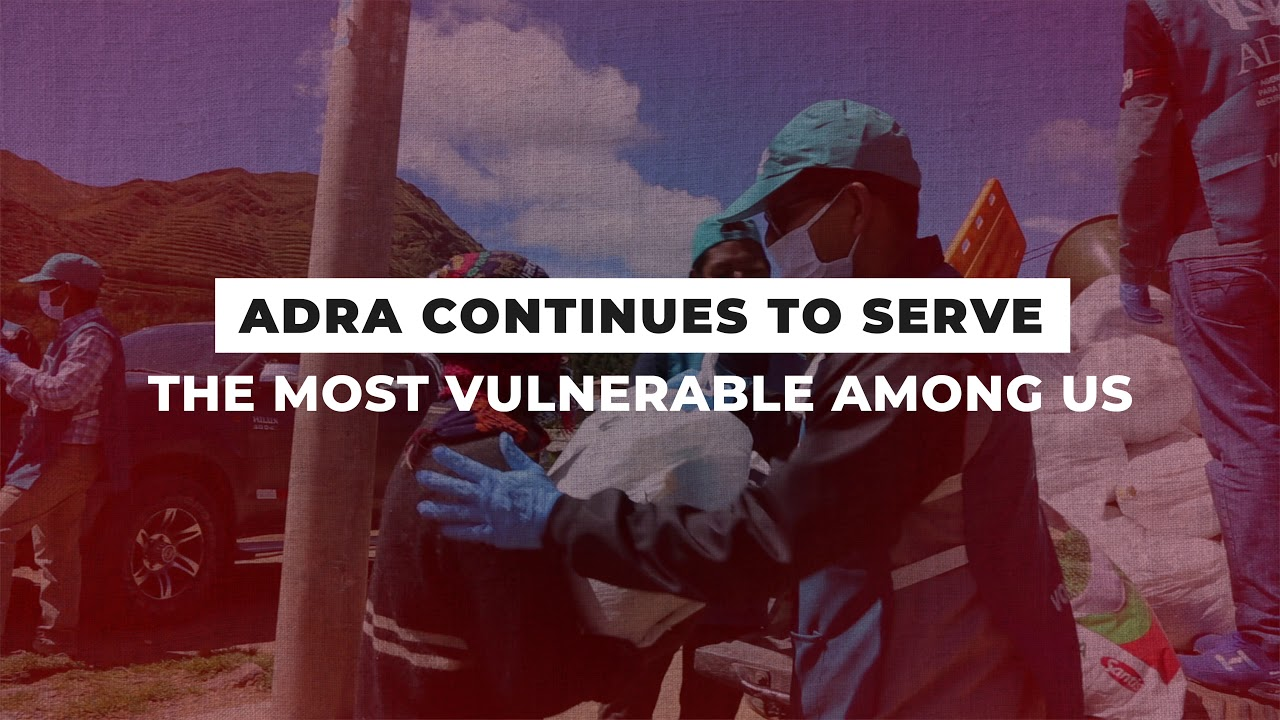 #ADRAresponds to COVID-19 pandemic