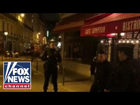French media: Two people killed in Paris stabbing