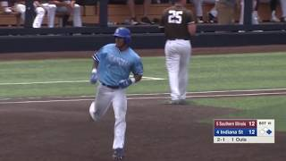 Baseball Survives With Second Walk Off Over SIU