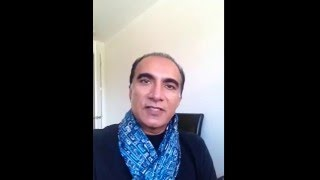 Actor Iqbal Theba speaks about studying Hybrid Meisner Technique with Andrew Benne back in the 90's