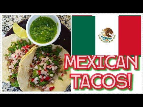 STREET MEXICAN ASADA TACOS