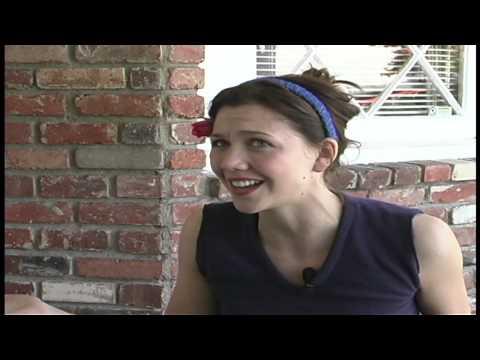 Secretary: Maggie Gyllenhaal Exclusive Interview